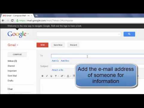 Basic Computer Training - Using My Email
