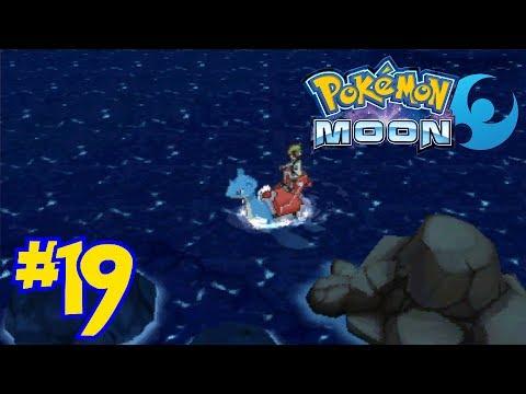 Pokémon Moon Episode 19 - Sidequesting