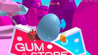 roblox bubble gum simulator how to get shiny free dominus pet Videos