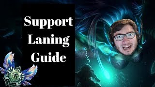 How To Support - How To Roam, Ward And Wave Control - League Of Legends