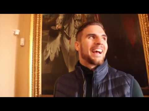 'I AM FIGHTING THE ONLY GUY IN THE WORLD BIGGER THAN ME!' - ERIK SKOGLUND ON CALLUM SMITH CLASH