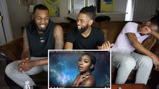 Normani - Waves ft. 6LACK (Official Music Video) [REACTION]