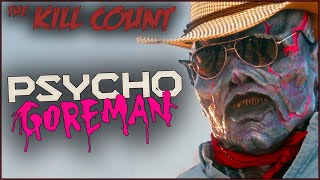 PG: Psycho Goreman (2020) KILL COUNT