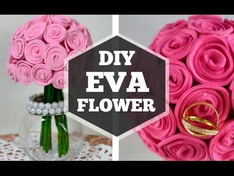 DIY WEDDING EVA FLOWERS BALLS