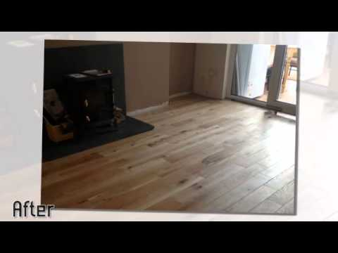 The Wood Flooring Experts - Restore a Floor
