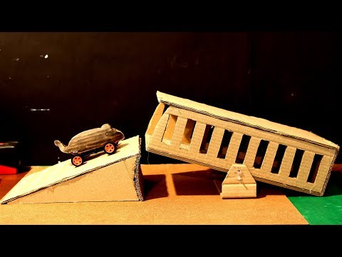 Make a Smart Cardboard Mouse Trap