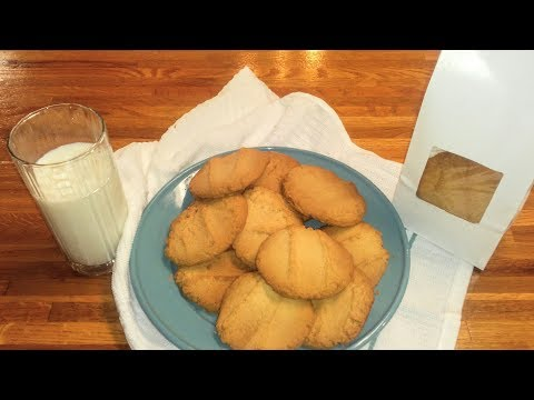 Fenger High School Lunchroom Butter Cookies - Simple Cooking With Eric