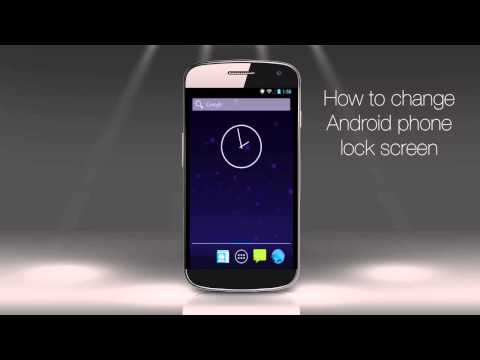 How to Change Android Phone Lockscreen