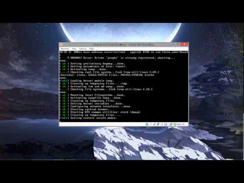 Lab 10 ISCSI Targets dan Initiator CentOS Server, Windows 7, Debian