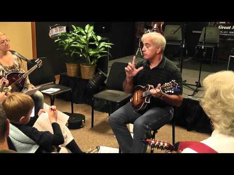 Jerry Rosa - Mandolin 101 Masterclass