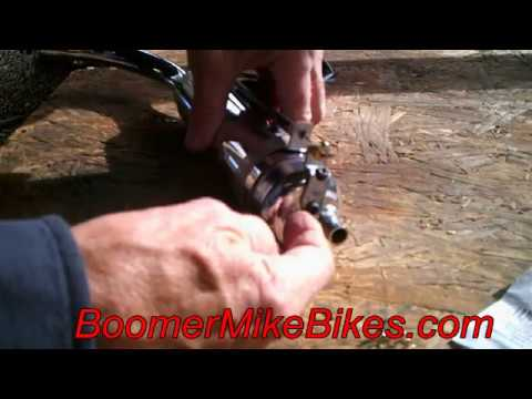 Motorized Bicycle Muffler Mod