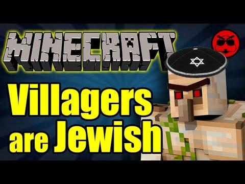 Minecraft: The Villagers' Jewish Origins - Culture Shock - PakVim