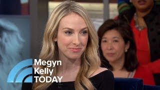 Woman Born With Unusual Birthmark Discovers She Is Her Own Twin | Megyn Kelly TODAY
