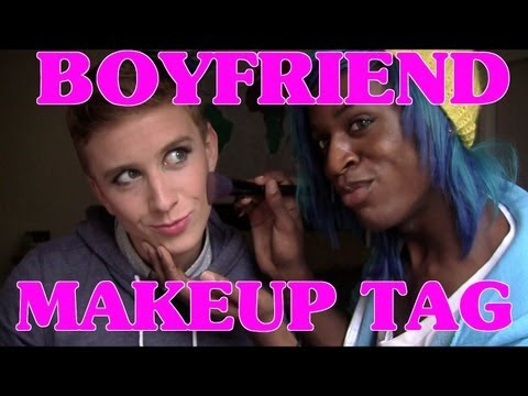My Boyfriend Does My Makeup   Tyler Oakley