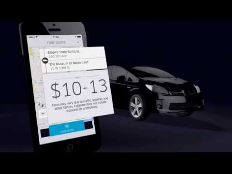 Booking a Free Ride using UBER App | ANDROID | IOS | WINDOWS
