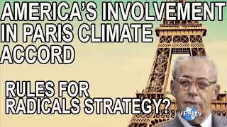 Was America's Involvement in the Paris Climate Accord a Strategy of Rules for Radicals?