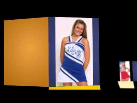 Custom Cheerleader Uniforms & Custom Cheerleading Uniforms