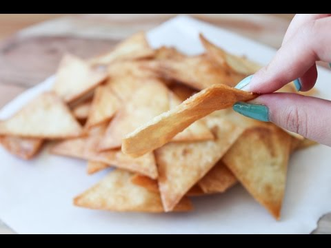 How To Make Tortilla Chips - By One Kitchen Episode 230