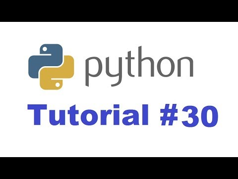 Python Tutorial for Beginners 30 - How To Create Modules in Python 3