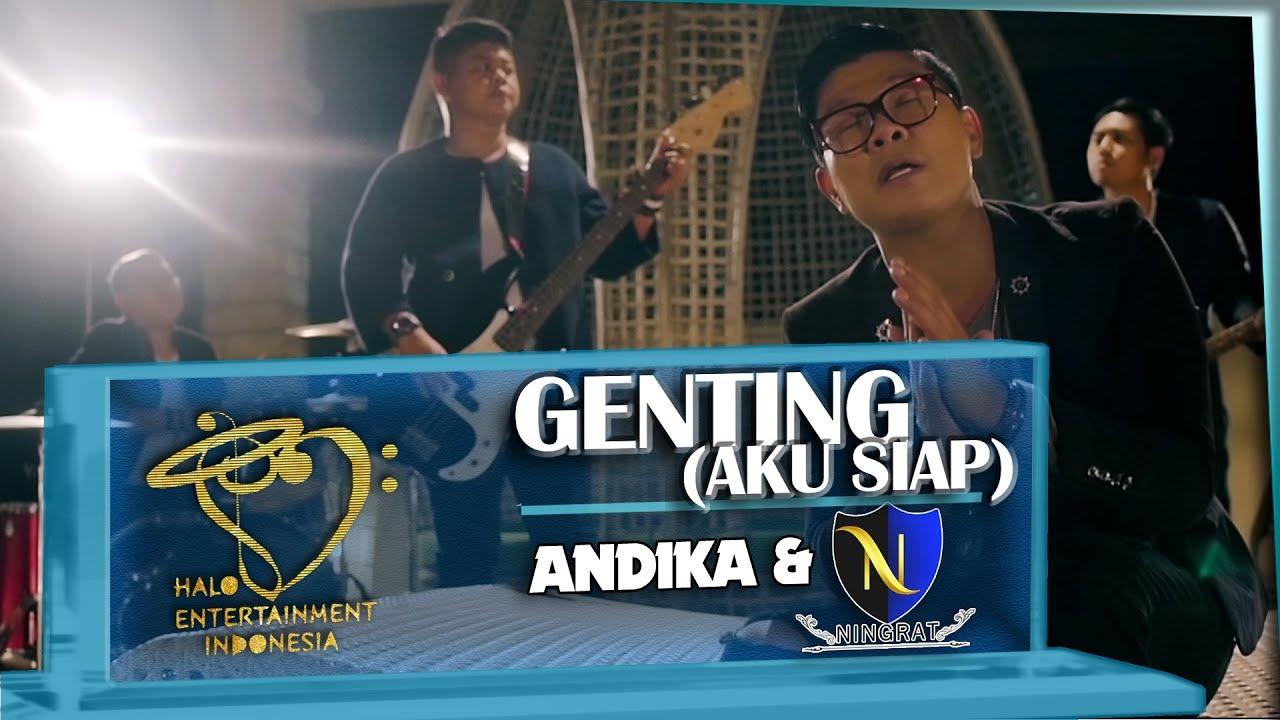 Download Andika Mahesa Kangen Band & D'Ningrat - Genting (Aku Siap) (Official Music Video) MP3 Gratis