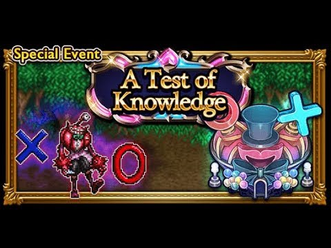 FFRK: A Test of Knowledge FF XI to XV - Who needs homework? Pt8