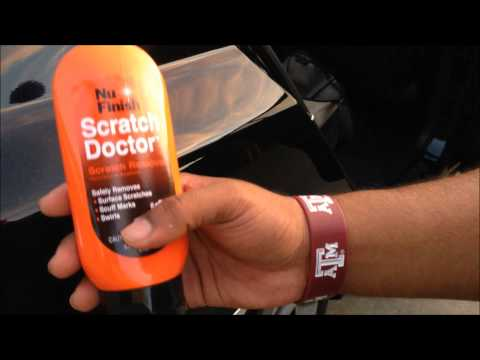 How To Remove a Scratch on your Car (Quick, Easy)