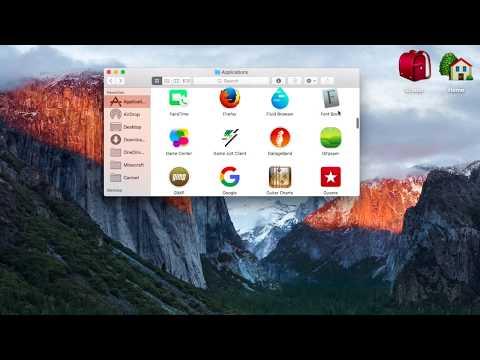 Set Gifs as Wallpaper in MacOS: Applescript Gifpaper