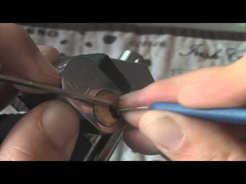 MU standard(GEGE) 6-pin 208/6 picked & gutted
