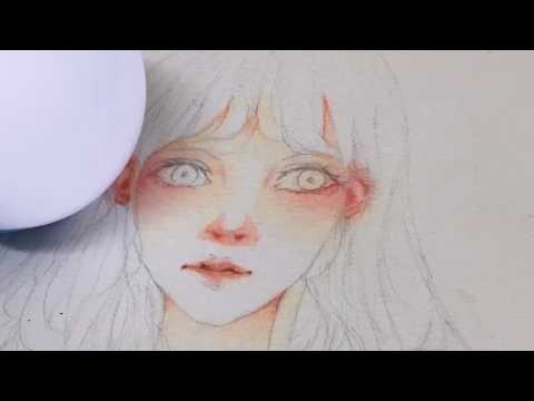 [Speedpaint] Skin Watercolor