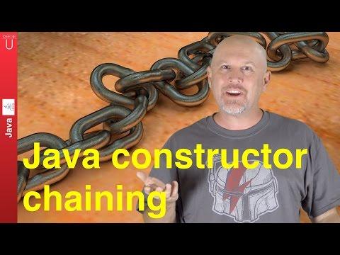 Java Constructor Chaining - 034