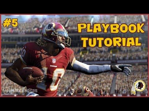 Madden 25 | Redskins Playbook Money Plays [Episode 5]