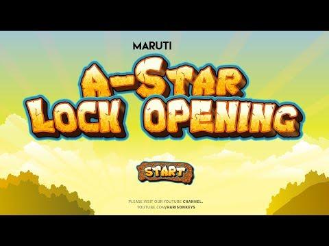 Maruti A-Star Lock Opening (Ignition, Door & Boot)