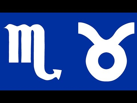 Things That SCORPIO And TAURUS Have In Common [Opposite Zodiac Signs] [Man & Woman]