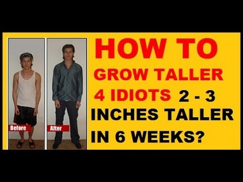 Grow Taller 4 Idiots: Real Grow Taller 4 Idiots Review