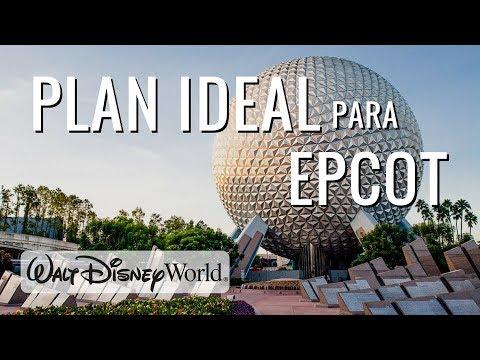 El Plan Ideal para EPCOT Disney World!! / Plan Paso a Paso / Dani Godinez