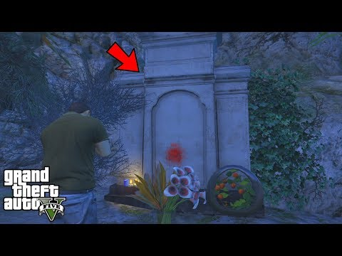 Have You Seen This CREEPY SECRET Grave?