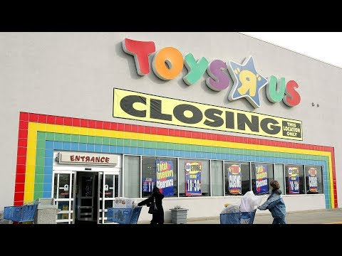 Last Remaining Toys R Us Tour - Closing All Stores