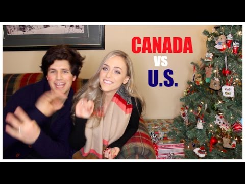 Canada VS America | SHOCKING Differences! | We Talk Health, Variety, Expense & MORE!