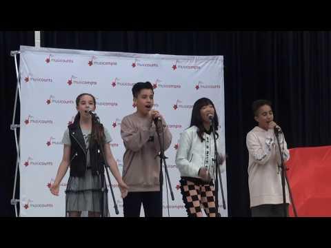 MusiСounts surprises Toronto school with $10,000 in instruments & special KIDZ BOP performance