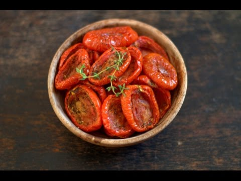 Oven Dried Tomatoes | Extras | Cakes And More | Baking For Beginners