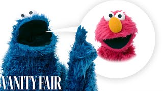 'Sesame Street' Characters Do Impressions of Each Other | Vanity Fair