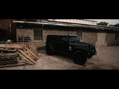 Search and Destroy | Black Ops Jeep Wrangler