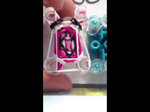 How to make the rainbow loom hook grip