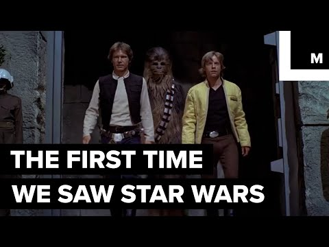 Mashable Shares: How We Fell in Love With Star Wars