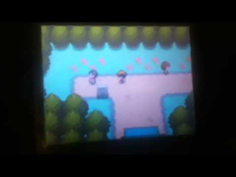How to get the HM Rock Smash Pokemon Soul Silver