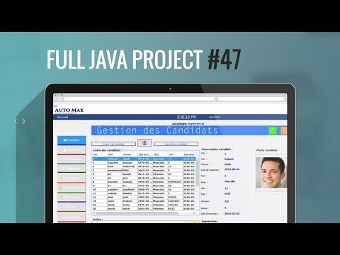 Projet Java#47:Créer une zone de texte qui n'accepte que des nombres
