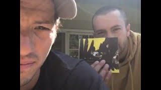 Tyler And Josh Instagram Live 10/3/18