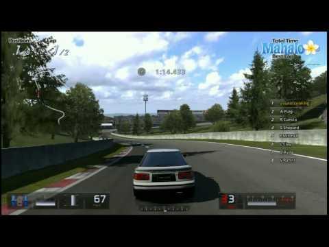 Gran Turismo 5 Walkthrough-A-Spec Sunday Cup-Grand Valley Speedway