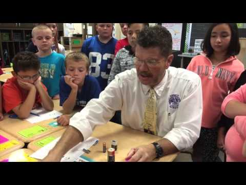 Rick Crosslin Science - Simple Electric Circuit Gr. 4 Stout Field Elementary