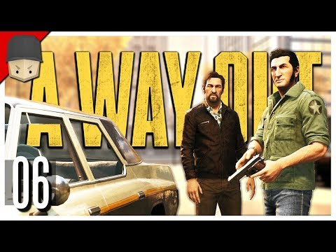 A WAY OUT - Ep.06 : THE ROBBERY!